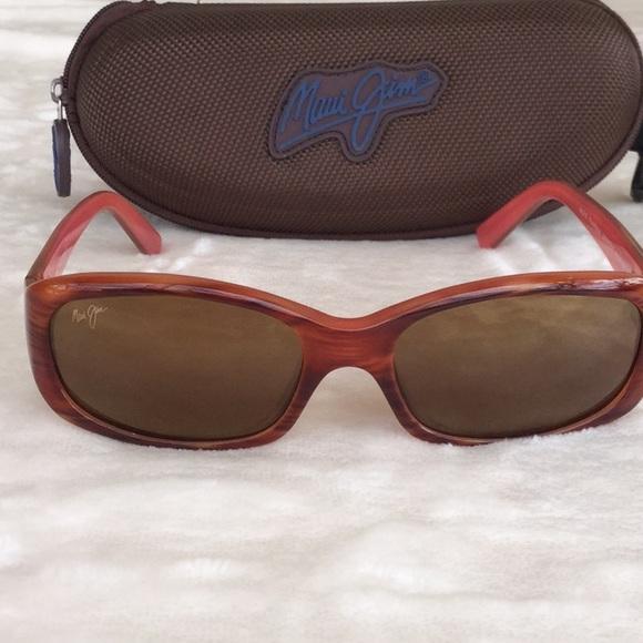 229ee15a77e26 MAUI JIM 😎 Sunglasses MJ 219 Punchbowl. M 5aa2eef82c705de3e977eaad